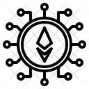 Ethereum Connection Icon
