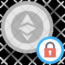 Ethereum Encryption Icon