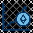 Ethereum Graph Icon