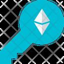 Ethereum Key Icon