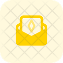 Ethereum Mail Icon