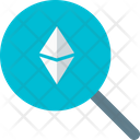 Ethereum Search Icon