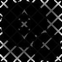Ethereum Technology Blockchain Icon