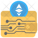 Ethereum Wallet Equivalent Icon