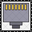 Port Ethernet Network Icon