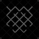 Ethernet Internet Port Icon