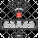 Ethernet Internet Network Icon