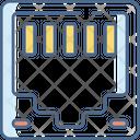 Ethernet Connector Plug Icon