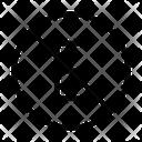 Block Ban Ethernet Icon