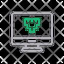 Ethernet Rj Connection Icon