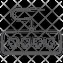 Ethernet Hub Network Port Network Hub Icon