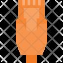 Ethernet plug Icon