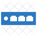 Ethernet Rj Connector Icon