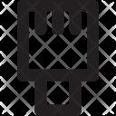 Ethernet Port Plug Icon