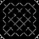 Ethernet Port Internet Icon
