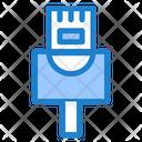 Ethernet Pot Icon