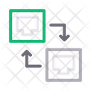 Network Ethernet Connection Icon