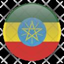 Ethiopia Ethiopian Africa Icon