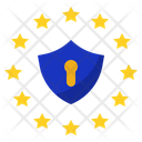 EU Data Protection Icon