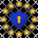 Eu Data Protection Icon