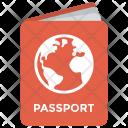 European Union Traveller Icon