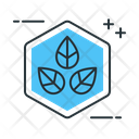 Eucalyptol Cannabis Leaf Icon