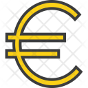 Euro Currency Eu Icon