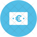 Euro Note Banknote Icon
