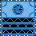 Euro Banknote Money Icon