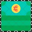 Euro Banknote Cash Icon