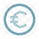 Coin Currency Euro Icon