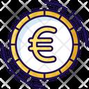 Euro Euro Coin Euro Currency Icon