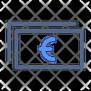 Euro Balance Money Icon