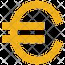 Business Finance Euro Icon