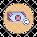 Meuro Euro Money Icon