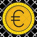 Euro Coins Money Icon
