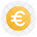 Euro Coin Money Icon