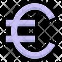 Business Financial Euro Icon