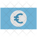 Euro Currency Note Icon