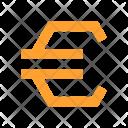Euro Sign Money Icon