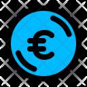 Euro Money Coin Icon