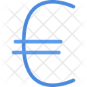 Euro Currency Cash Icon