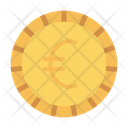 Euro Coin Currency Icon