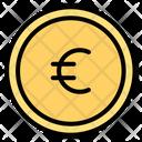 Money Euro Price Icon