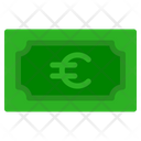 Euro Banknote Country Icon