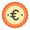 Euro Currency Financial Icon