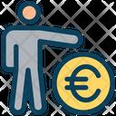Euro Account User Icon