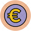 Euro Sign Currency Icon