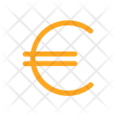 Euro Dollar Currency Icon