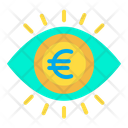 Analysis Euro Money Analysis Icon